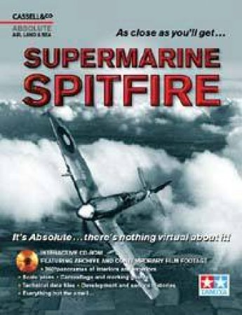 Supermarine Spitfire (Absolute Cd-Rom) by Unknown