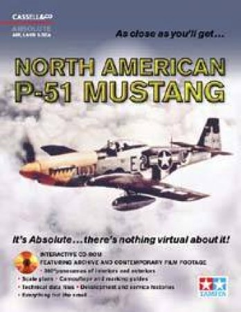 North American P-51 Mustang (Absolute Cd-Rom) by Unknown