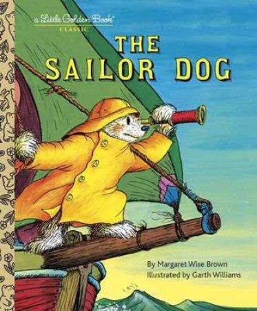 Poky & Friends Sailor Dog Lgb by Brown, Margaret