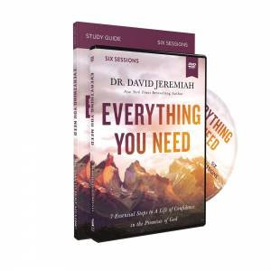 Everything You Need Study Guide With DVD: 7 Essential Steps To A Life OfConfidence In The Promises Of God