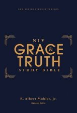 NIV The Grace And Truth Study Bible Red Letter Comfort Print