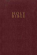 NRSV Gift And Award Bible Burgundy