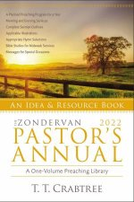The Zondervan 2022 Pastors Annual An Idea And Resource Book