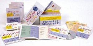 Atkins For Life Kit by Dr Robert Atkins