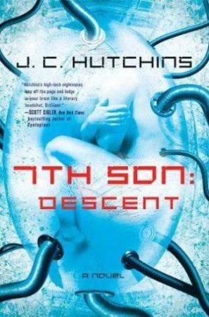 Descent by J C Hutchins