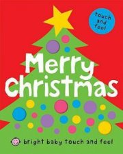 Bright Baby Touch  Feel Merry Christmas