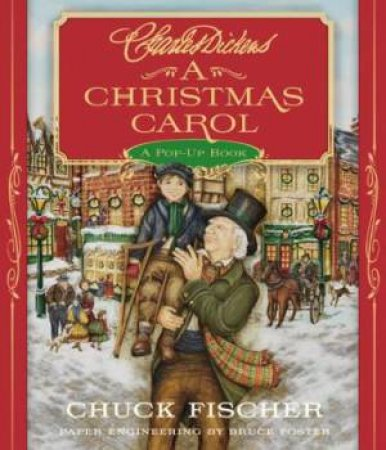 Christmas Carol: A Pop-Up Book by Charles; Fisher, Dickens