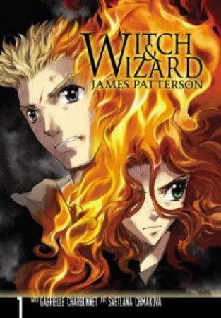 Witch & Wizard: The Manga, Vol. 01