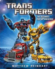 Transformers The Ultimate PopUp Universe