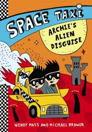 Archie's Alien Disguise by Wendy Mass