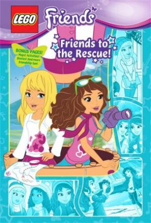 LEGO Friends 02: Friends to the Rescue!