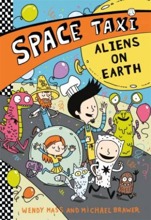 Aliens On Earth by Wendy Mass & Michael Brawer