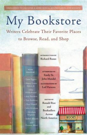 My Bookstore by Ronald Rice & Richard Russo