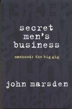 Secret Mens Business