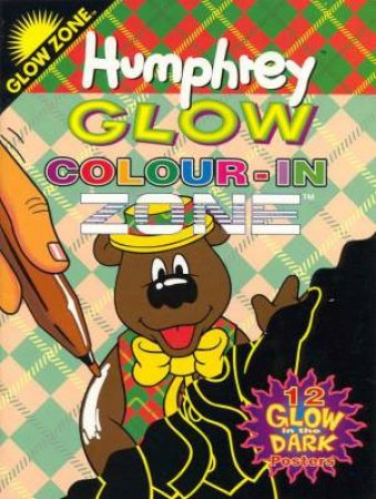 Glow Zone Humphrey Colour-In by Various