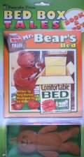 Bed Box Tales Mr Bears Bed  Book  Toy