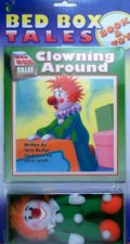 Bed Box Tales Clowning Around  Book  Toy