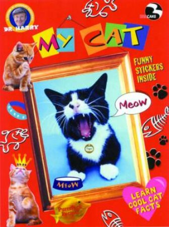 Dr Harry's My Cat Fun Book by Various