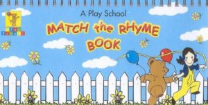 A Play School Match The Rhyme Book: Jemima by Various