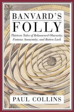 Banvard's Folly by Paul Collins