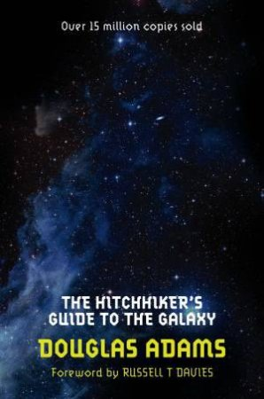 Hitchhiker's Guide to the Galaxy 1 by Douglas Adams