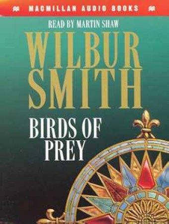 Birds Of Prey - Cassette by Wilbur Smith
