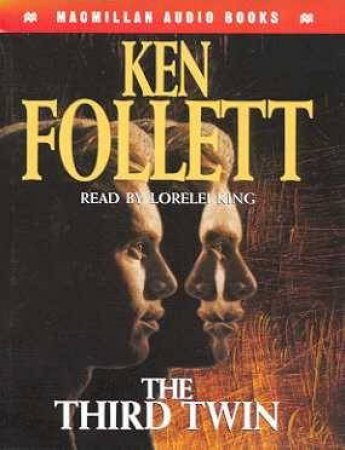 The Third Twin - Cassette by Ken Follett