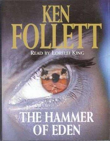 Hammer Of Eden - Cassette by Ken Follett