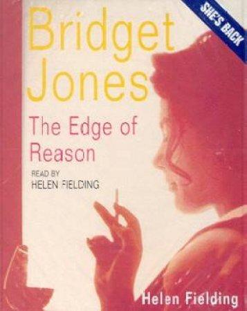 Bridget Jones: Edge Of Reason - Cassette by Helen Fielding