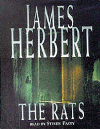 Rats - Cassette by James Herbert