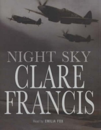 The Night Sky - Cassette by Clare Francis
