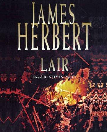 Lair - Cassette by James Herbert