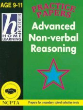 Hodder Home Learning Advanced NonVerbal Reasoning  Ages 9  11