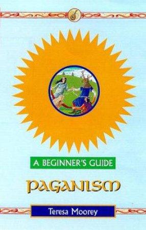 A Beginner's Guide: Paganism by Teresa Moorey