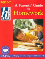 Hodder Home Learning A Parents Guide To Homework  Ages 5  7