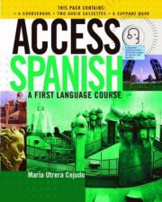 Access Spanish Cassette Complete Pack