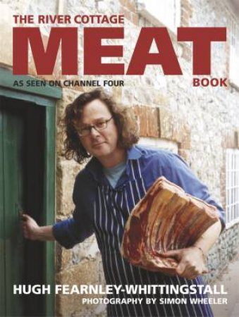 River Cottage Meat Book by Hugh Fearnley-Whittingstall