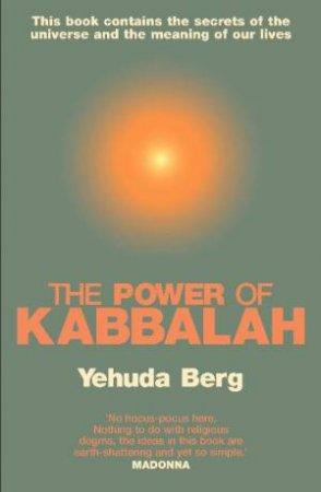 Power Of Kabbalah
