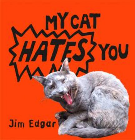 My Cat Hates You by Jim Edgar