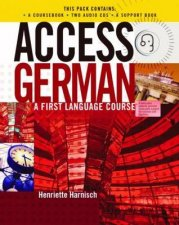Access German CD Complete Pack