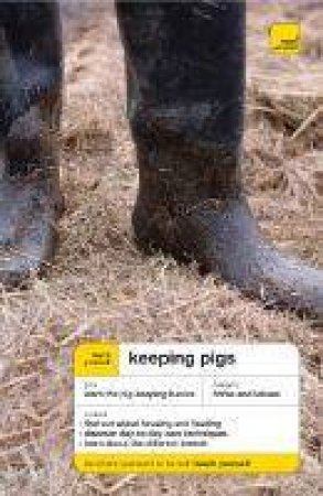 Teach Yourself: Keeping Pigs by Tony York