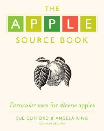 Apple Source Book by Sue; King, Ange Clifford