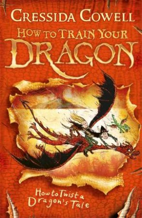 Hiccup How To Twist A Dragon's Tale