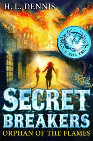 Secret Breakers 02: Orphan of the Flames