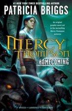 Mercy Thompson Homecoming Graphic Novel