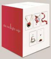 The Twilight Saga 5 Book Set (White Cover) by Stephenie Meyer