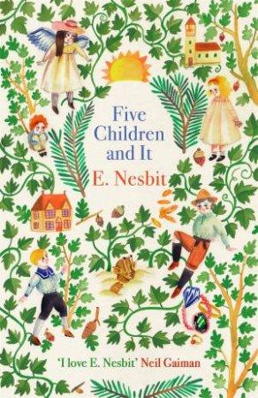 Five Children And It by E. Nesbit & H. R. Millar