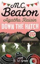 Agatha Raisin In Down The Hatch