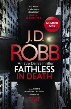 Faithless In Death by J. D. Robb