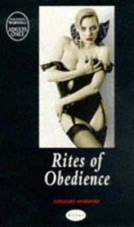 Nexus: Rites of Obedience by Lindsay Gordon